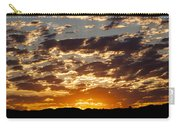 Sunrise At Spirit Lake Sanctuary 20140710 0604 Carry-all Pouch