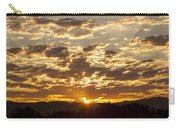 Sunrise At Spirit Lake Sanctuary Lower Lake Ca 20140710 0609 Carry-all Pouch
