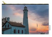Sunrise At Sturgeon Point Carry-all Pouch