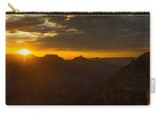 Sunrise At The Canyon Carry-all Pouch