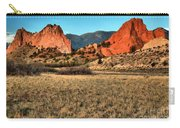 Sunrise At The Garden Carry-all Pouch