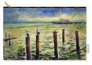 Sunrise At The Inlet By Julianne Felton 2-24-14 Carry-all Pouch