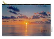 Sunrise At The Seychelles Carry-all Pouch