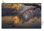 Sunrise At The Thomas Jefferson Memorial Carry-all Pouch