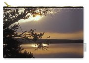 Sunrise At Yellowstone Lake Carry-all Pouch