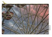 Sunrise Ferris Wheel Carry-all Pouch