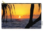 Sunrise Fuji Beach Kauai Carry-all Pouch