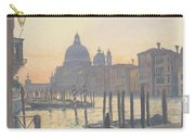 Sunrise Grand Canal Carry-all Pouch