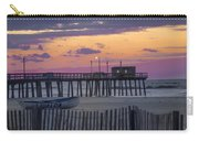 Sunrise In Avalon - 32nd Street Pier Carry-all Pouch