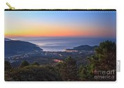 sunrise in Elba island Carry-all Pouch
