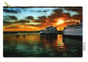 Sunrise In San Francisco Carry-all Pouch