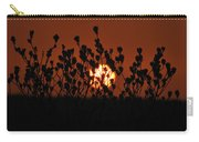 Sunrise In South Texas Carry-all Pouch