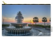 Sunrise In The Lowcountry Carry-all Pouch