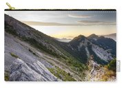 Sunrise In The Pyrenean Catalonia Carry-all Pouch