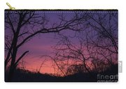 Sunrise January 21 2012 Carry-all Pouch