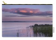 Sunrise Lake Champlain Shore Vermont Clouds Carry-all Pouch