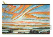 Sunrise Les Eboulements Quebec Carry-all Pouch