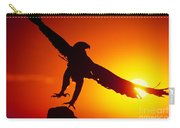 Sunrise Liftoff Golden Eagle Threatened Species Carry-all Pouch