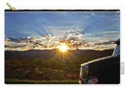 Sunrise On A Traffic Jam Carry-all Pouch