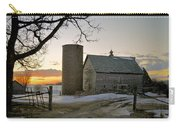 Sunrise On Birch Carry-all Pouch