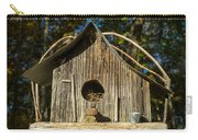 Sunrise On Birdhouse Homestead Carry-all Pouch
