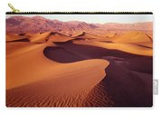 2a6856-sunrise On Death Valley Carry-all Pouch