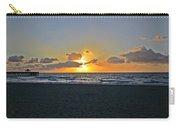 Sunrise On Deerfield Beach Carry-all Pouch