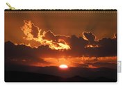 Sunrise On Fire Carry-all Pouch