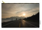 Sunrise On Highway 16 Carry-all Pouch