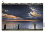 Sunrise On Key Islamorada In The Florida Keys Carry-all Pouch