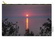 Sunrise On Middle Island Carry-all Pouch