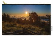 Sunrise On Mount Mitchell Carry-all Pouch