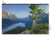 1m3608-sunrise On Peyto Lake Carry-all Pouch
