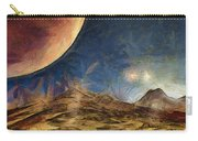 Sunrise On Space Carry-all Pouch