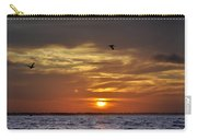 Sunrise On Tampa Bay Carry-all Pouch