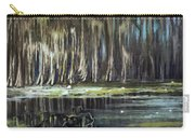 Sunrise On The Bayou Carry-all Pouch