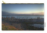 Sunrise On The Coquille River Carry-all Pouch