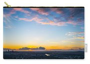 Sunrise On The Horizon Carry-all Pouch