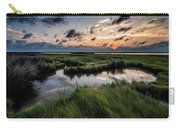 Sunrise On The Marsh Carry-all Pouch