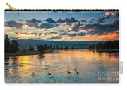 Sunrise On The North Payette River Carry-all Pouch