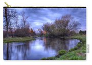 Sunrise On The Rose Farm Carry-all Pouch