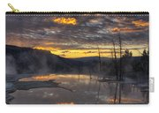 Sunrise On The Terrace Carry-all Pouch