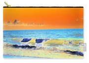 Sunrise On Tybee Island - Photopower 168 Carry-all Pouch