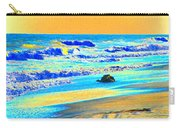 Sunrise On Tybee Island - Photopower 169 Carry-all Pouch