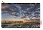 Sunrise On Yellowstone Lake Carry-all Pouch
