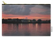 Sunrise Over Cape Fear River Carry-all Pouch