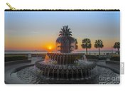Sunrise Over Charleston Carry-all Pouch