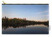 Sunrise Over Chena River Carry-all Pouch