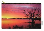 Sunrise Over Coongee Lakes Carry-all Pouch