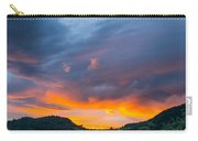 Sunrise Over Guatemala Carry-all Pouch